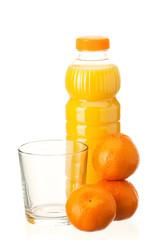 Bottle of juice