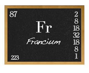 Francium.