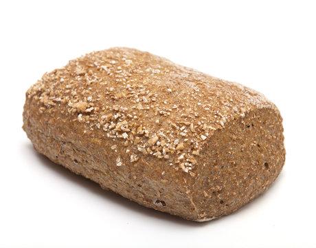 Closeup of whole grain bread