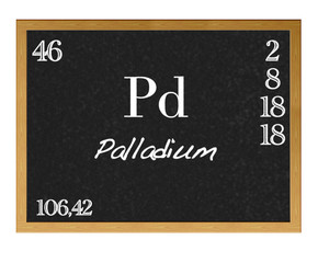 Palladium.