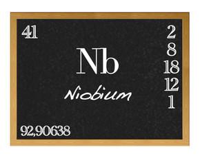 Niobium.