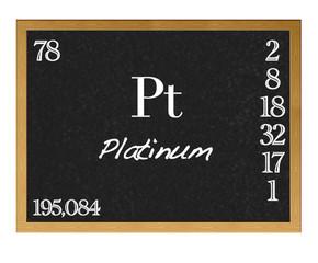 Platinum.
