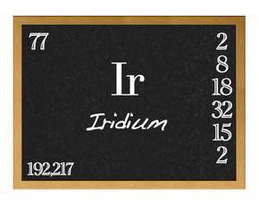 Iridium.