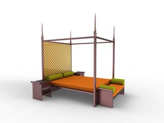 Indonesian Bedroom 2
