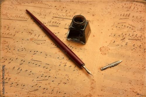 musica su pennino