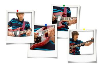 souvenirs de guitariste