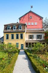 Friedrich Schiller Garten-Haus in Jena, Deutschland