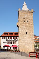 Johannistor in Jena, Deutschland