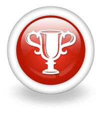 "Light Red Icon ""Award Cup"""