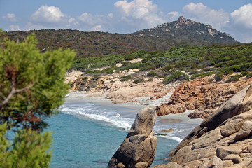 Spiaggia Corsica