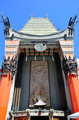 Grauman's Chinese Theate Entrance