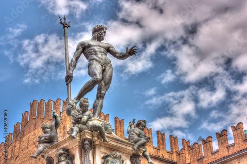 Neptune Roman Sea God  Windows to the Universe