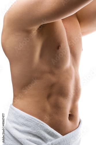 Nacked Male Torso