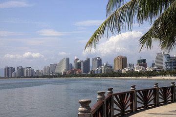 Hainan Island. Sanya