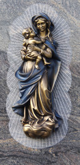 Glaube und Geist - Madonna mit Kind