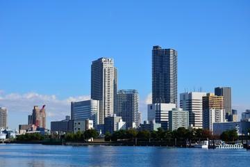 Tokyo - Stadt am Wasser