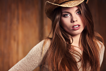 Cowgirl stock photos and royalty-free images 55aa4c1e4767