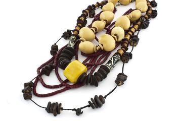 african handcraft necklaces
