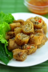Vietnamese food.