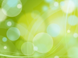 beautiful fresh abstract background