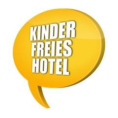 sprechblase v3 kinderfreies hotel I