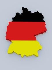 bump map Germany