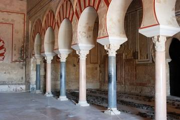 Central nave, Medina Azahara, Spain © Arena Photo UK
