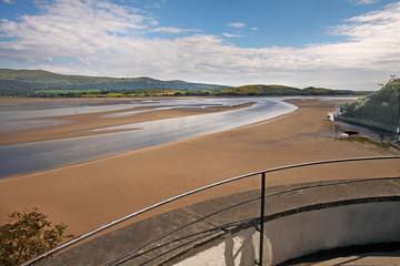 The Beach at Portmeirion