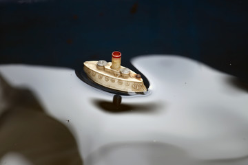 steamboat toy