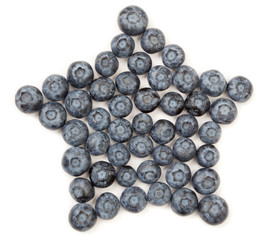 Blueberry Star
