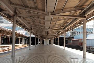 Railway Station, Shinagawa Tokyo Japan