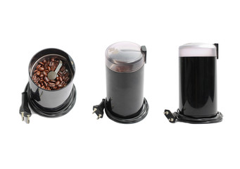 Electric coffee mill, grinder