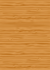 Horizontal Wooden texture. Illustration