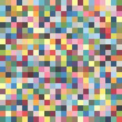 Poster Pixel Pixel pattern
