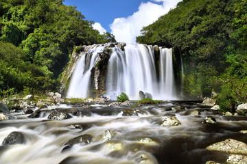 Cascade du bassin Nicole , Ile de la Réunion