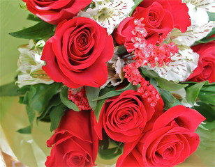Red Rose Bouquet 2