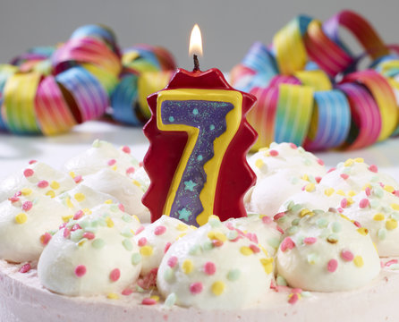 7. Geburtstag