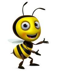 Papiers peints Doux monstres sweet honey bee