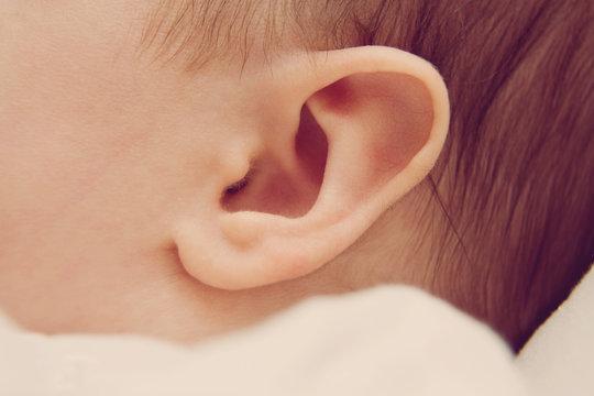 Детское ухо