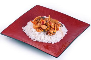 Chińskie danie