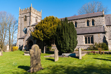 St Mary the Virgin church - Ingleton