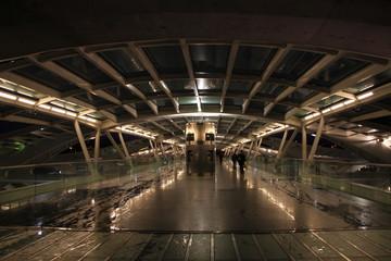 Oriente Station in Lisbon