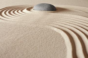 zen buddhism meditation garden