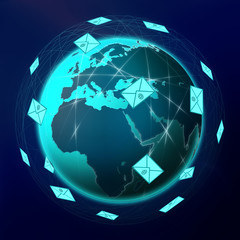 Global E-Mail