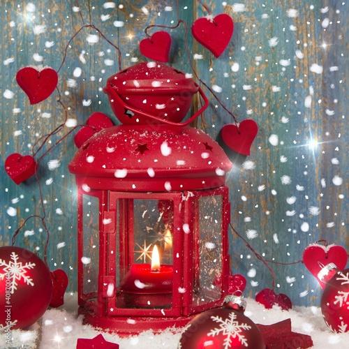 laterne im schnee frohe weihnachten stockfotos und lizenzfreie bilder auf bild. Black Bedroom Furniture Sets. Home Design Ideas