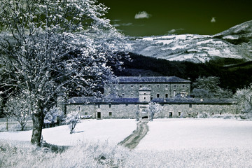 castello infrared