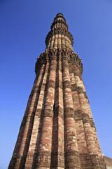 Printed kitchen splashbacks Delhi qutb minar2
