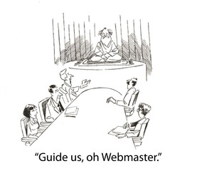 Webmaster Setting Strategy