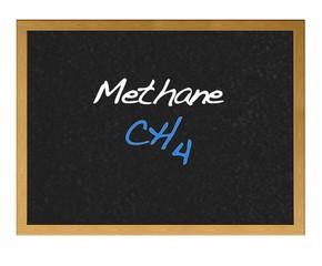 Methane.