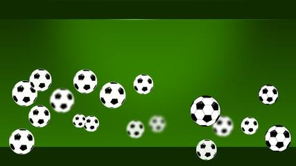 Fußball - Karte